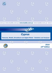 Cyprus - Telecoms, Mobile, Broadband and Digital Media - Statistics and Analyses